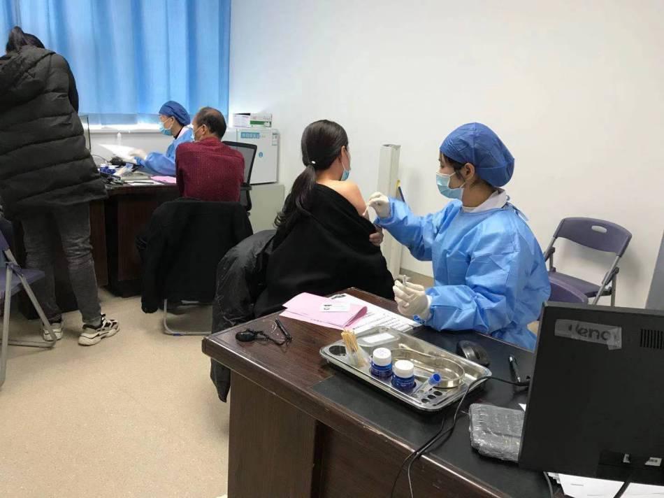 大唐平潭海上风电公司积极开展新冠疫苗接种