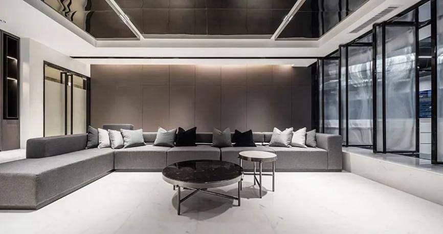 全球室内设计40强 羿天设计集团华南新总部揭幕