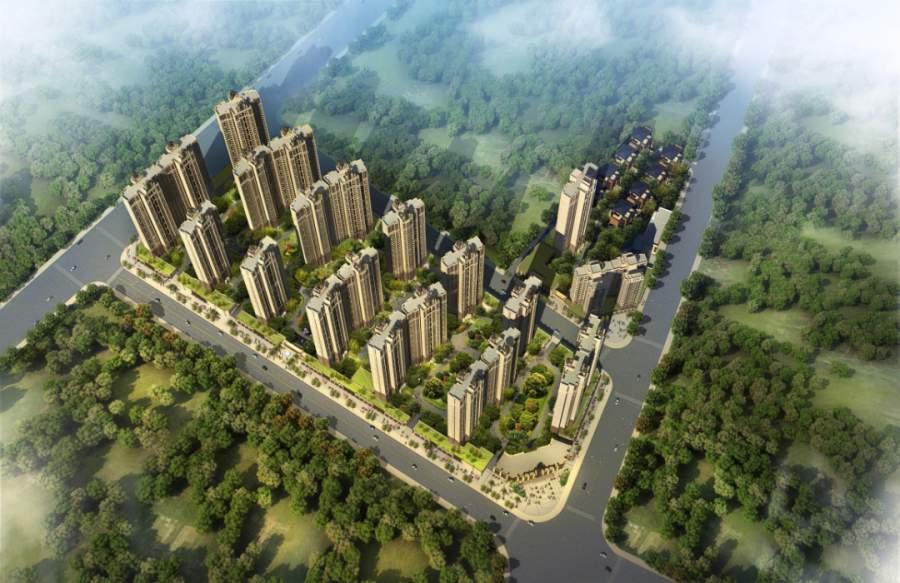 海伦堡地产集团西江悦,为城市美好生活加速!